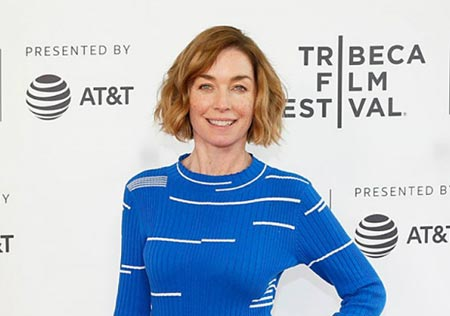 American actress Julianne Nicholson