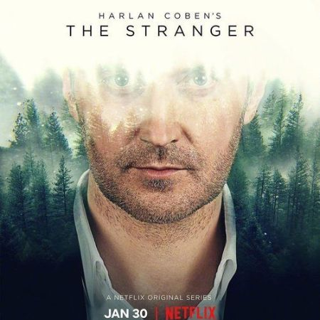 A poster of The Stranger