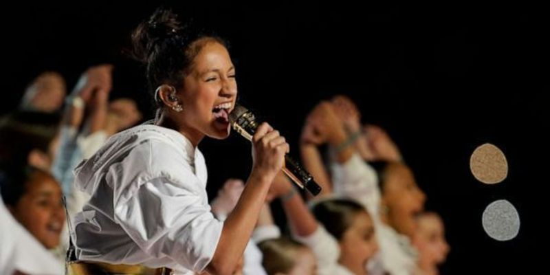 Like Mother Like Daugter: Meet Emme Maribel Muñiz 11-Year-Old Daughter Of Jennifer Lopez