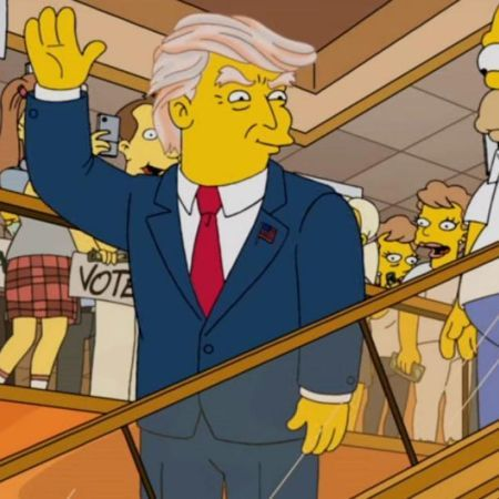 Simpsons predicted the Trump presidential win of 2016