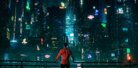 The award-winning visual effects of Altered Carbon