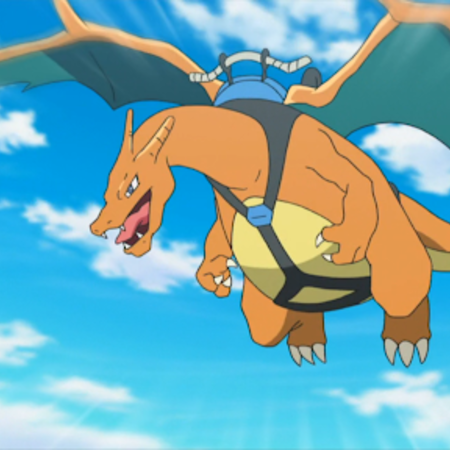 Charizard is the most popular Pokemon as per the survey of over 52,000 people