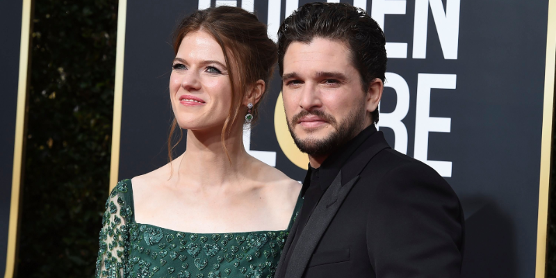 Kit Harington & Rose Leslie Are Married Since 2018, Their Life Before and After Wedding