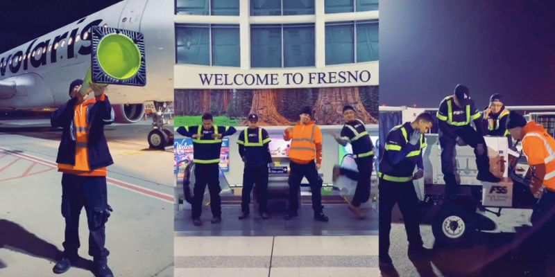 The Reason For Fresno Airport Workers' Immediate Termination Will Surprise You!!!