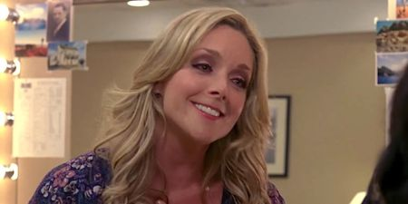 Jane as Jenna Maroney in 30 Rock