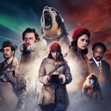 His Dark Materials fantasy world revolves around magic and Daemons
