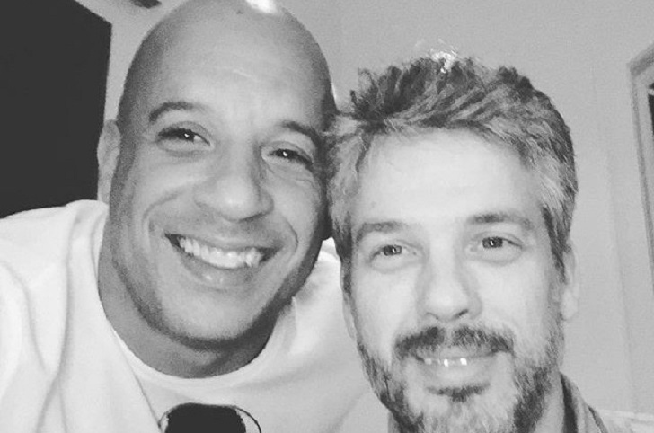 Paul Vincent-The Mysterious Brother Of Vin Diesel; Details Of His Personal And Professional Life