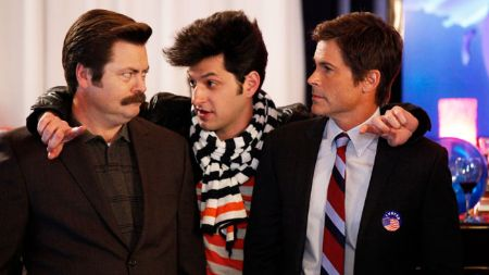 Ben Schwartz as Jean-Ralphio Saperstein in Parks and Recreation