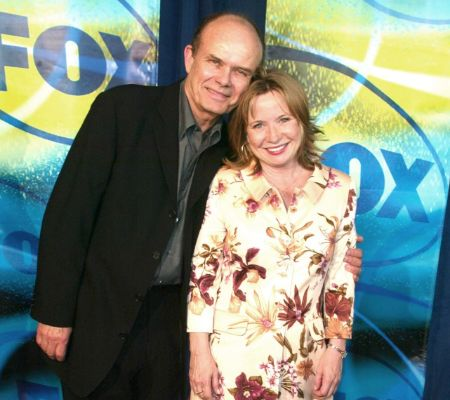 Debra Jo Rupp and Kurtwood Smith