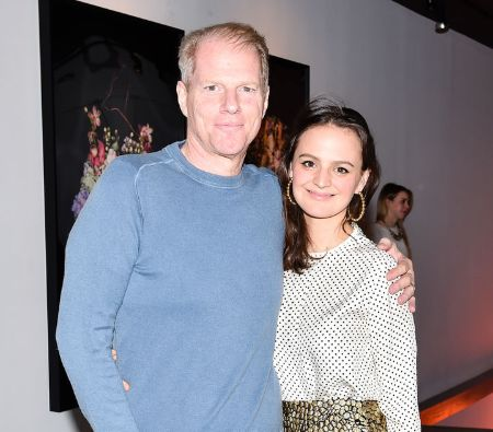 Noah Emmerich and Mary Boies