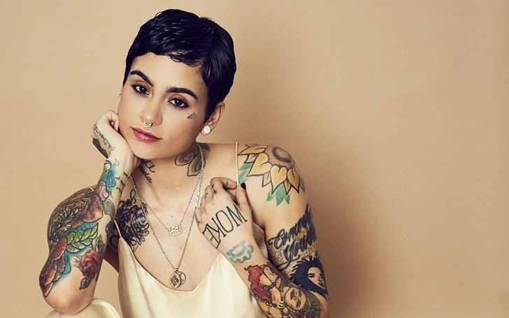 Tattoos Might Be A Second Love For Kehlani-Her Obsession With Tattoos