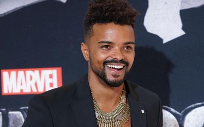 Eka Darville Bio, Age, Height, Net Worth, Career, Relationship, Married, Wife, Children, And Family