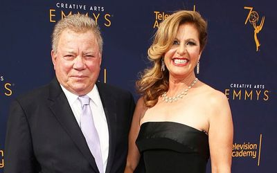 Canadian Actor William Shatner Files For Divorce From His Fourth Wife