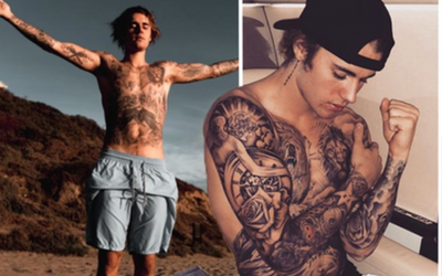 Justin Bieber Get Inked One More Time: Meaning Behind His Favorite Tattoos
