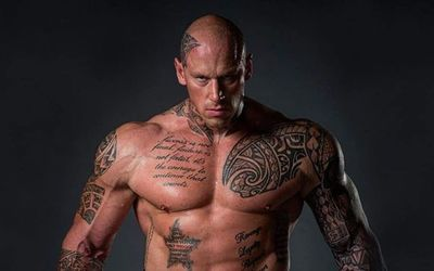 "The Insane Body Transformation Of 6'8"" Martyn Ford: From Failing Cricketer To Bodybuilding Titan"