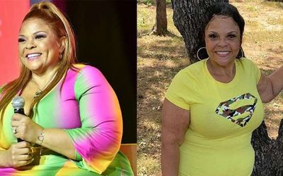 Tamela Mann Lost 40 Lbs Following Knee Surgery: Her Weight Loss Journey Over The Years, Diet Plan, Exercise