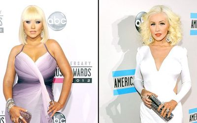 Secret of Christina Aguilera's Weight Loss-Her Diet Plan And Medication