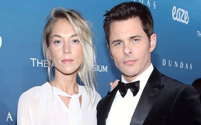 Once Divorced Actor, James Marsden is Head Over Heels with British Singer Edei