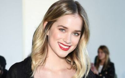 You Alum Elizabeth Lail Is The New Face Hollywood: Her Seven Facts Including Net Worth And Filmography