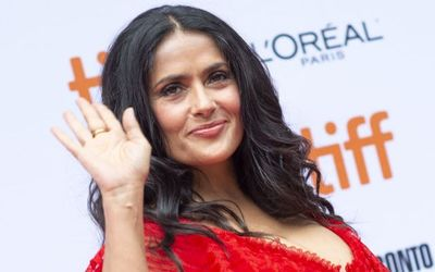 Seven Facts About The Eternals' Salma Hayek: Her Marriage, husband, Daughter, Net Worth