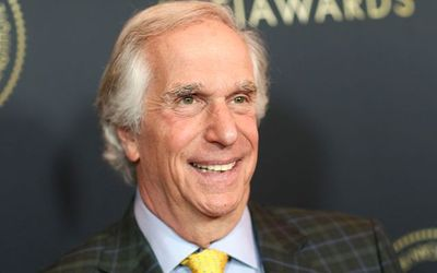 7 Facts About Henry Winkler: Star of HBO's Barry & Father of Two with Wife, Stacey Weitzman