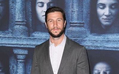 Defending Jacob Actor Pablo Schreiber: 7 Facts About His Career, Relationship, & Net Worth