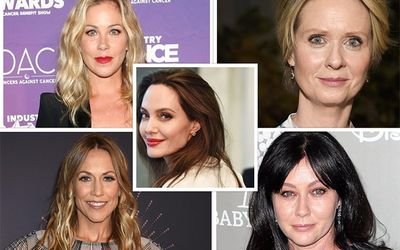 Five Hollywood Celebrities Who Got Breast Cancer Before 50