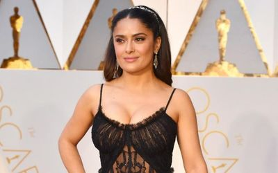 Salma Hayek Breast Implant Rumors: A Comprehensive Analysis of Her Before & After Pics